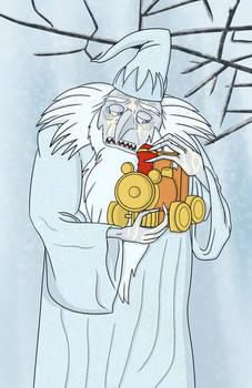 Mr. Winter Warlock