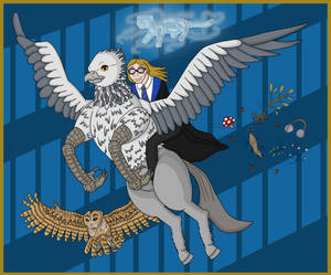 My Ravenclaw Persona