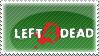 Left 4 Dead Stamp