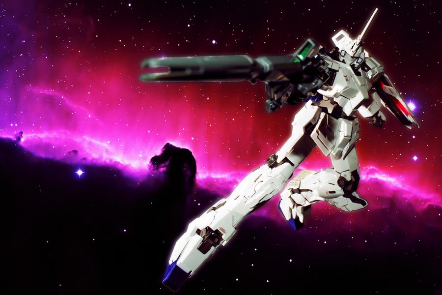 Unicorn Gundam Wallpaper by Tommy-YS