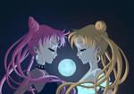 Twilight of the Moon - Speedpaint