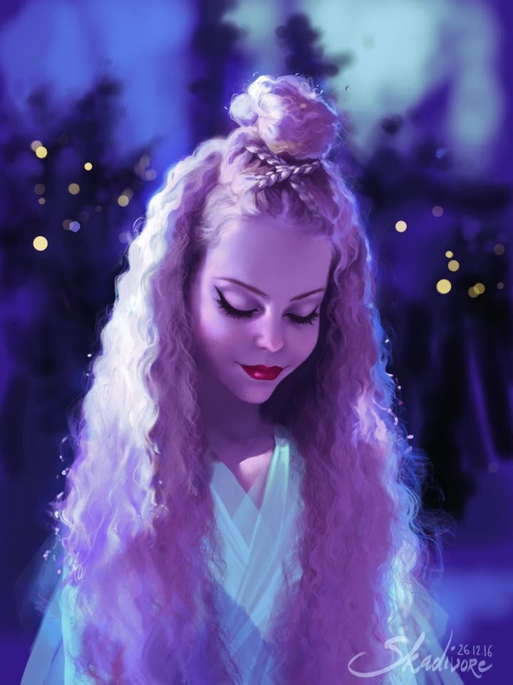 Moonlightmaid by Skadivore