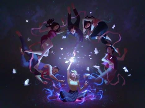 The Magicians Contest - Entanglement