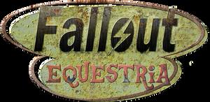 Fallout Equestria logo
