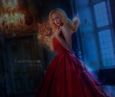 The Red Queen by UnderlandDigital