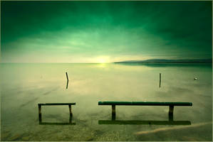 before sunrise by arbebuk