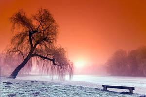 before sunrise II by arbebuk