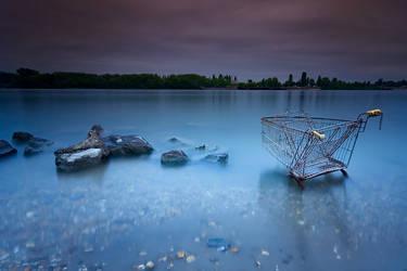 night shopping by arbebuk