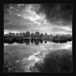 silent scape by arbebuk
