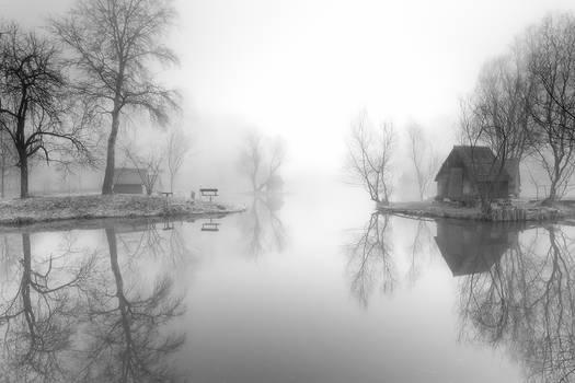 through the misty air IV.