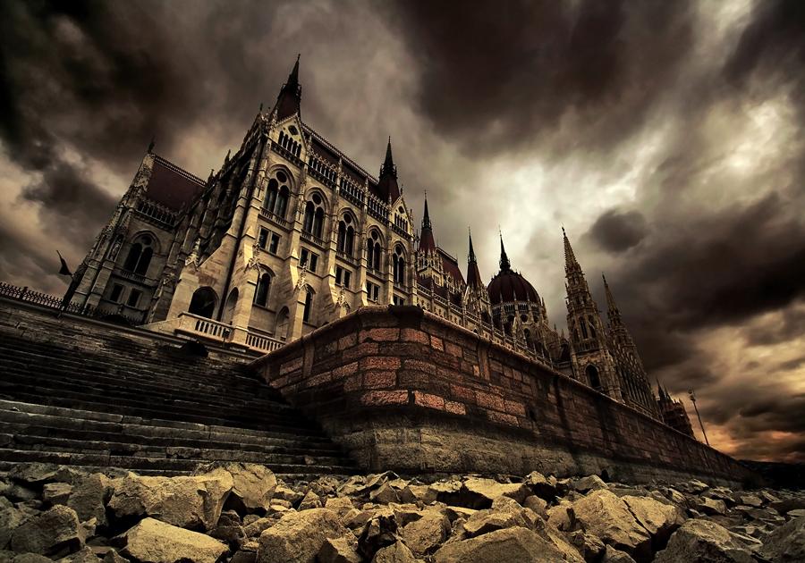ghost palace v2. by arbebuk
