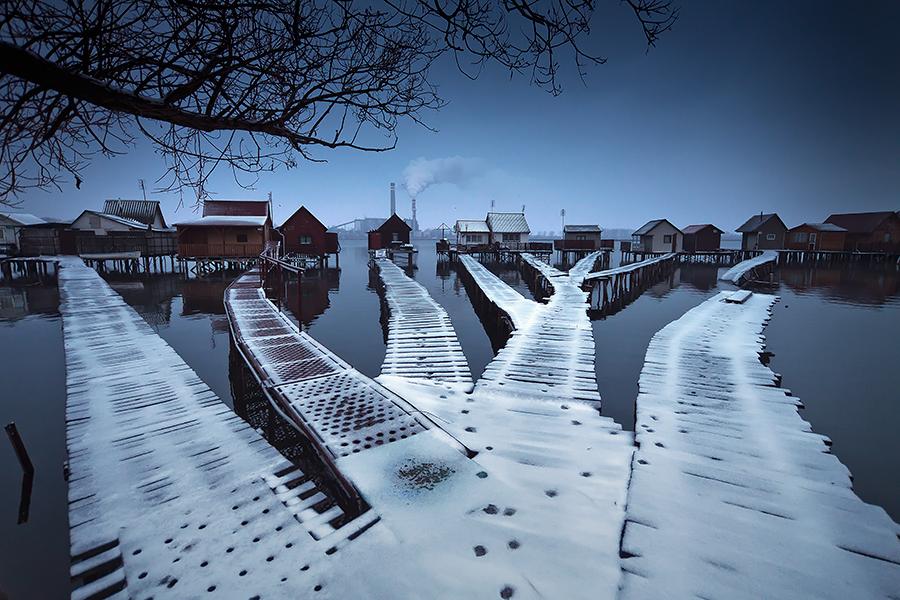 last winter by arbebuk