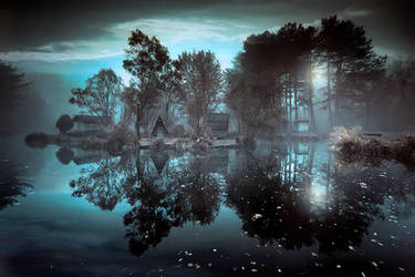 deep silence by arbebuk