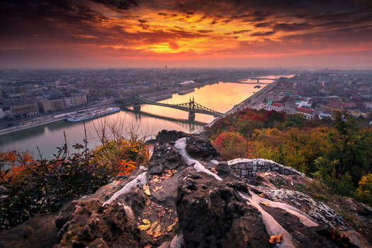 United colors of Budapest