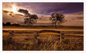 orange country by arbebuk