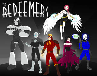 Redeemers by LivingDeadProduction