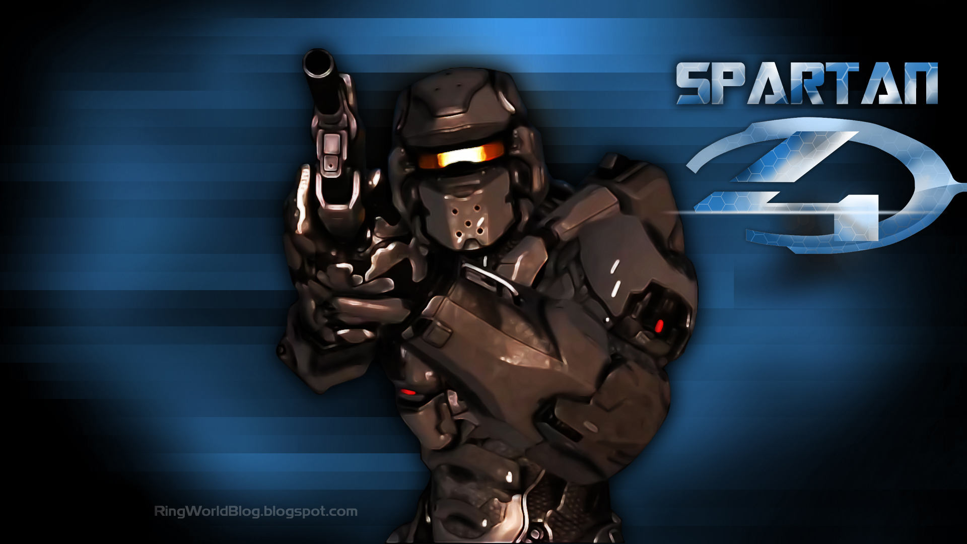 Halo 4 Spartan Wallpaper