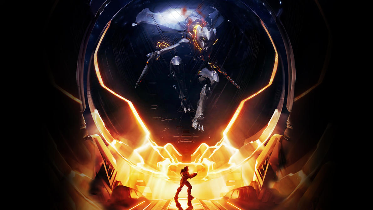 Halo 4 Promethean Orb Wallpaper for PC by Smyf