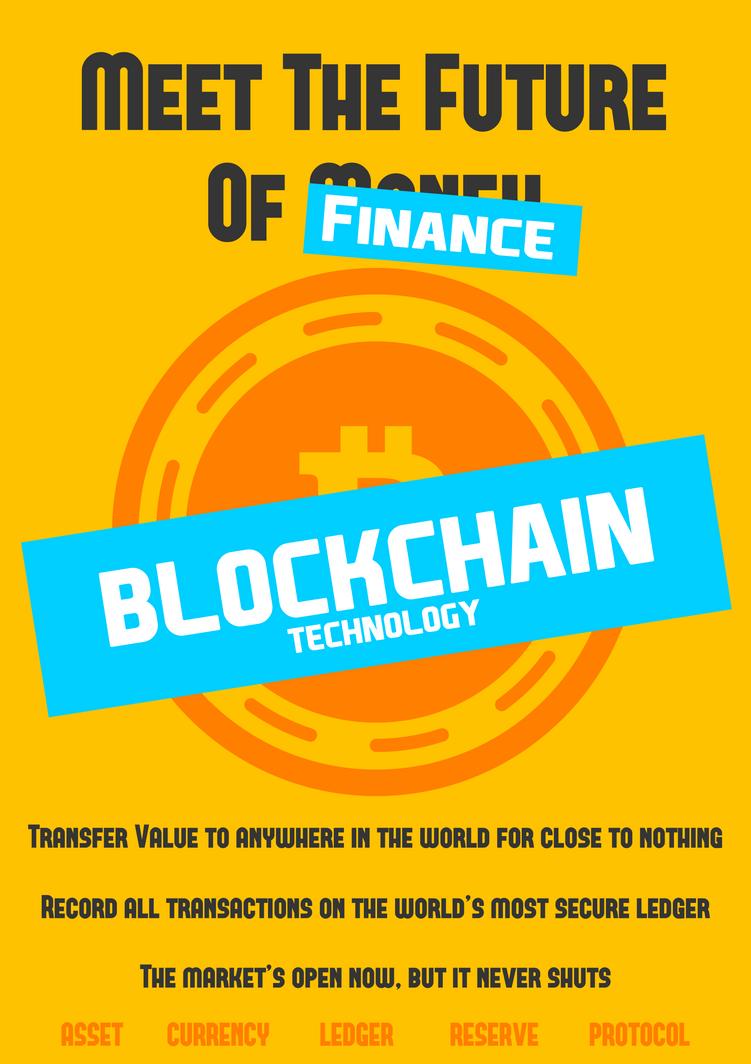 Bitc... - Blockchain! The Future of Finance by Smyf