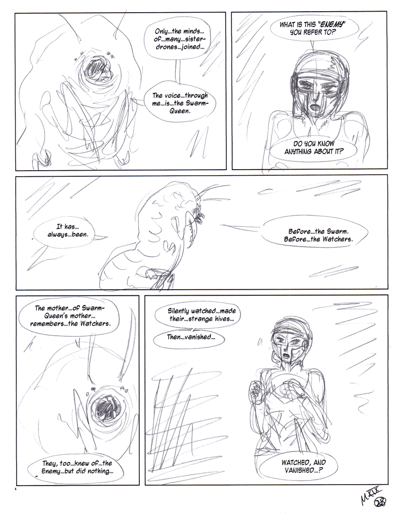 Minarga XIX-p28 first draft by AmethystSadachbia