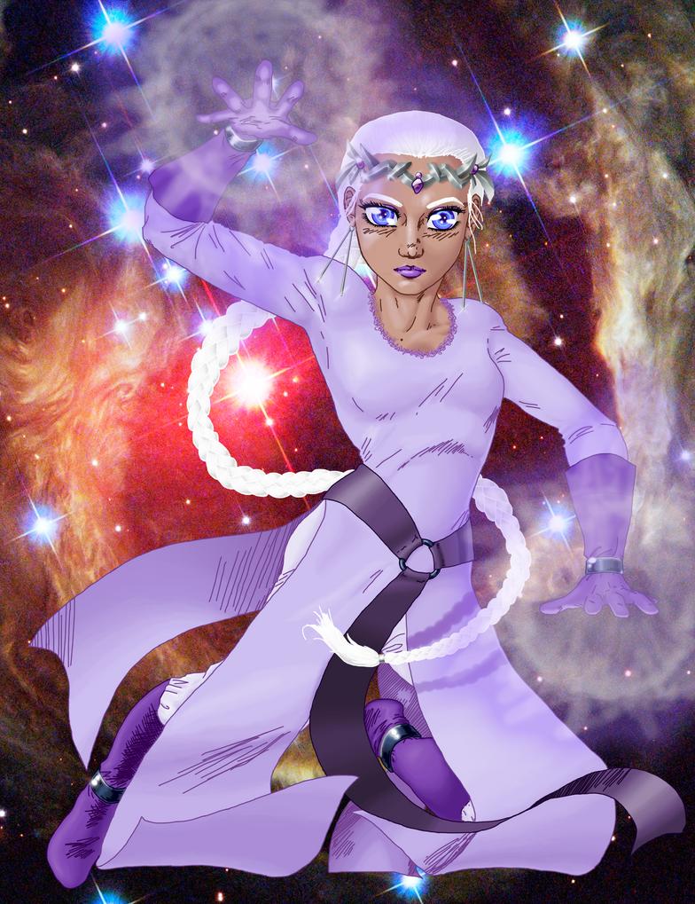 New avatar by AmethystSadachbia