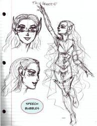 Fairbreeze design sketch by AmethystSadachbia
