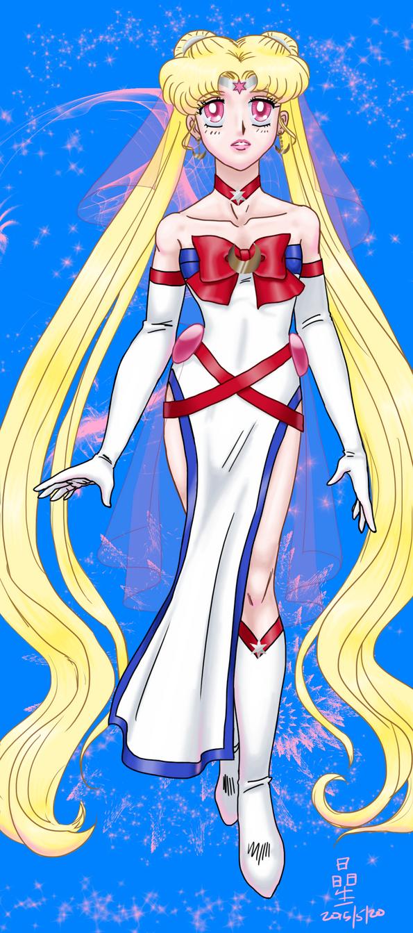 Astral Sailormoon by AmethystSadachbia