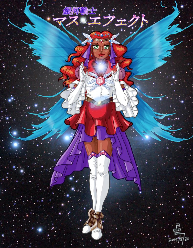 Galactic Guardian Pleiades by AmethystSadachbia