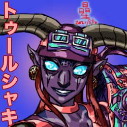 Anime-esque Tuurshaki