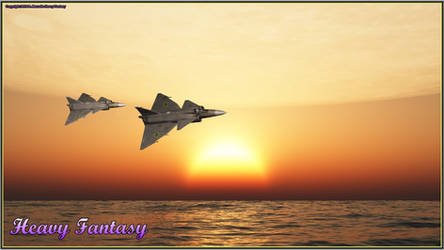 Swedish Airforce Viggen