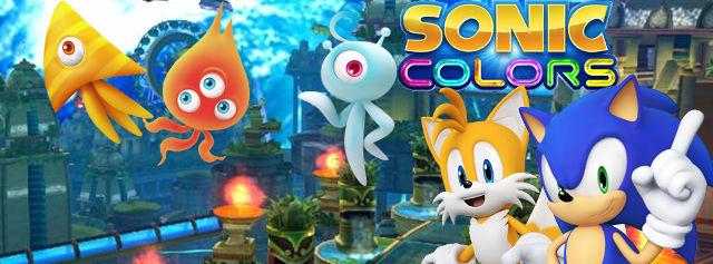 Sonic Colors Facebook Cover By Hedgehognetworks On Deviantart