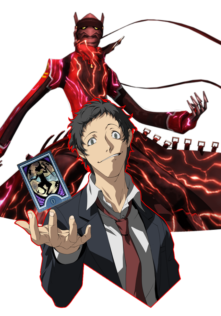 Persona 4 Izanagi Magatsu Go Magatsu-Izanagi!!!!...