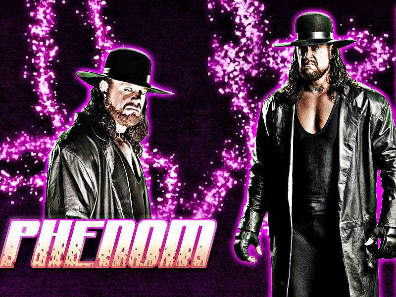 the undertaker phenom 21 - photo #14