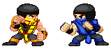 Pocket Kombat by 2ndCityCrusader