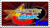 Capcom vs SNK Fan Stamp by 2ndCityCrusader