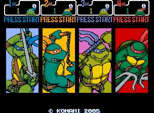 New TMNT Arcade by 2ndCityCrusader on DeviantArt