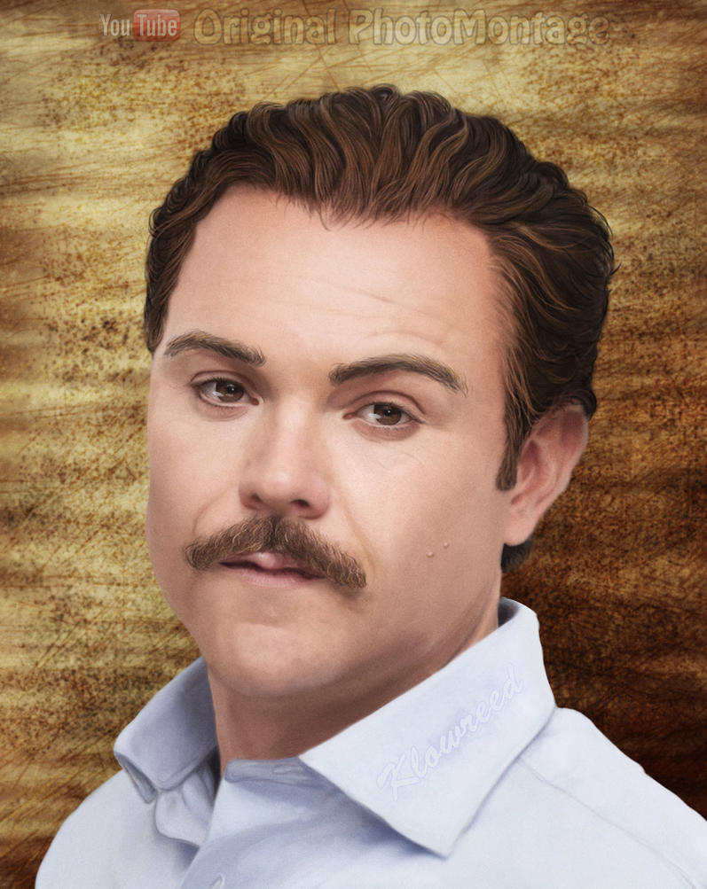 Clayne Crawford by Klowreed