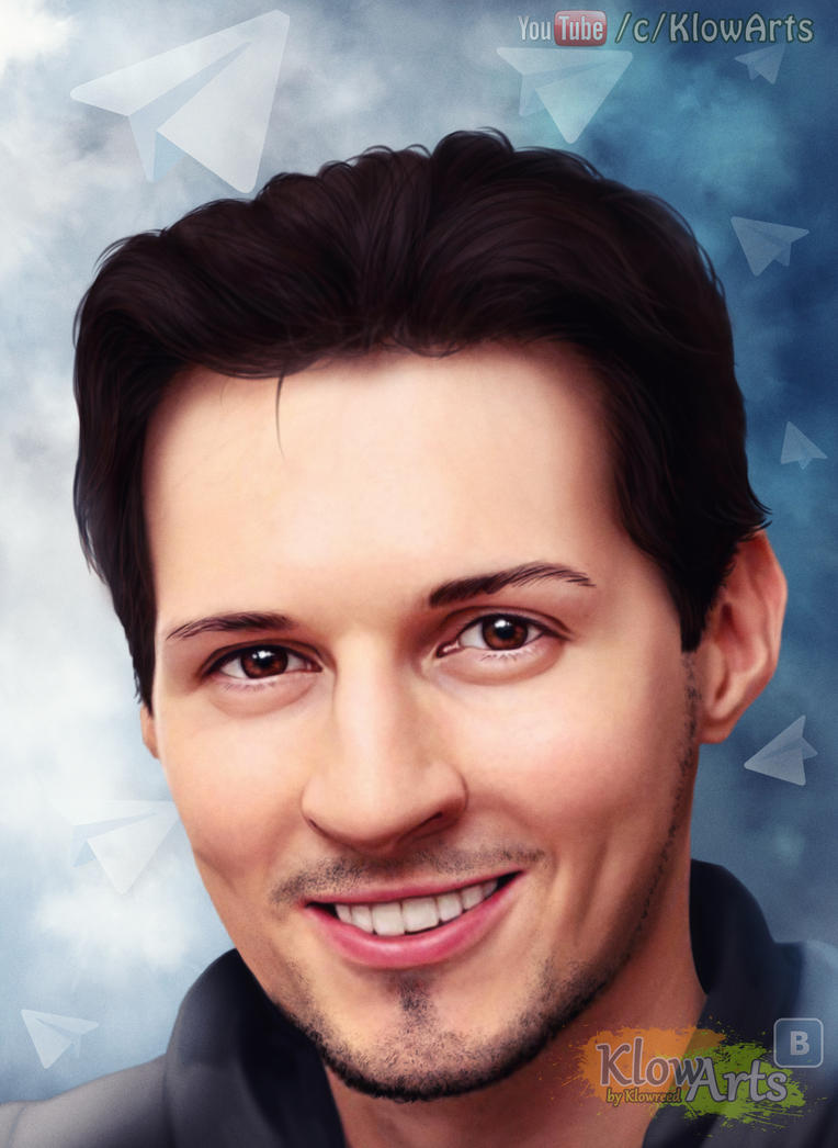 Pavel Durov by Klowreed