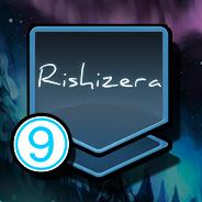 Sticker rishizera by MogegeGFX