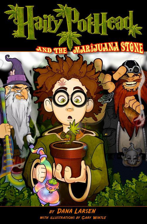 Hairy Pothead and the Marijuana Stone – Pothead Books
