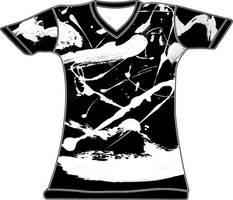 Splatted T Shirt