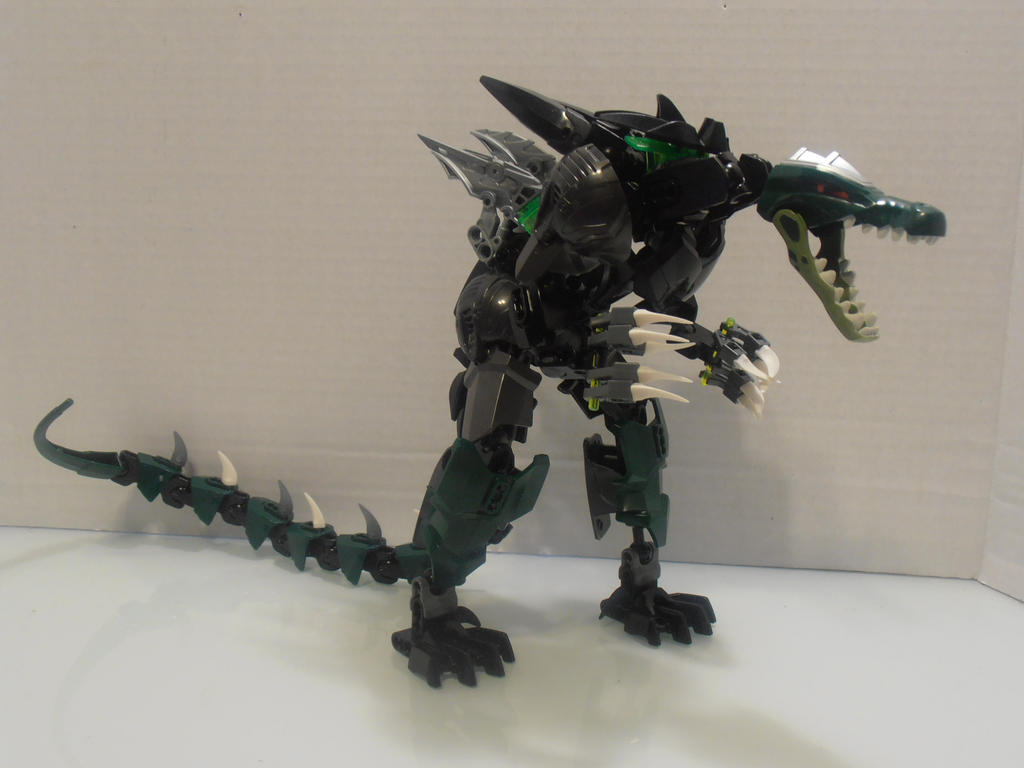 Ultrabuild Godzilla V3.5 by DRYeisleyCreations on DeviantArt Pacific Rim 2013