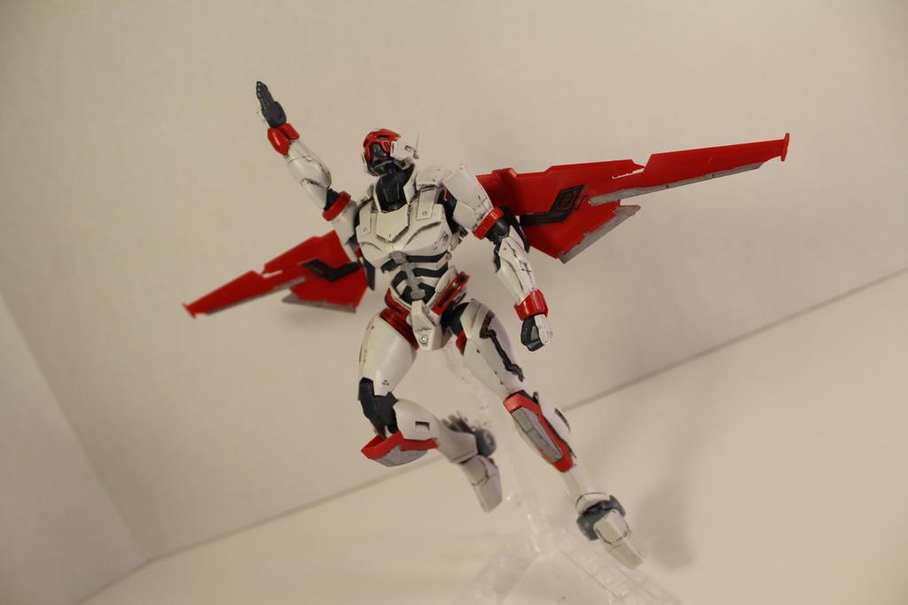 Active Raid Strike Interceptor 5 by DRYeisleyCreations
