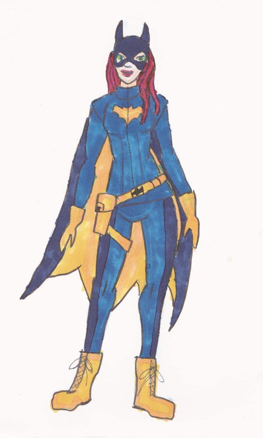 batgirl new 52 wallpaper - photo #32