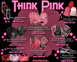 think pink by justhat1girl