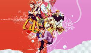 G-Dragon Wallpaper II.