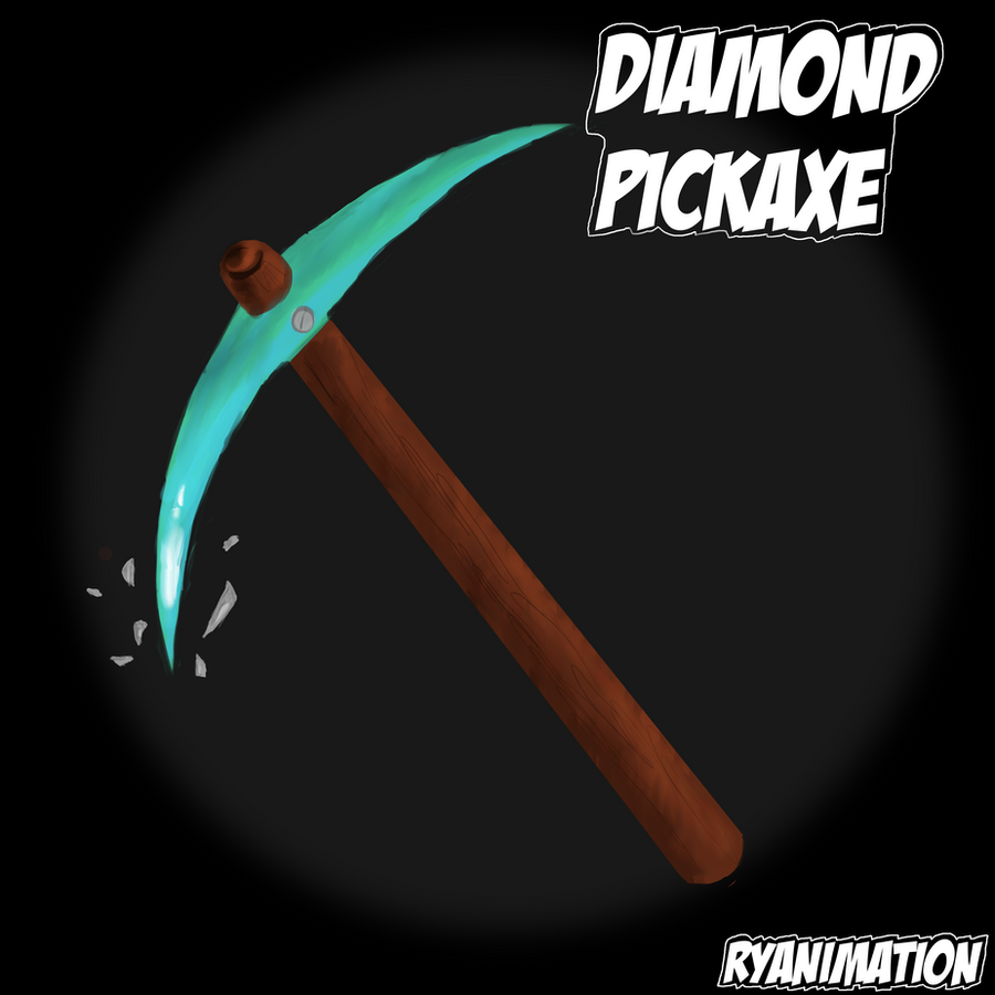 how to use a pickaxed