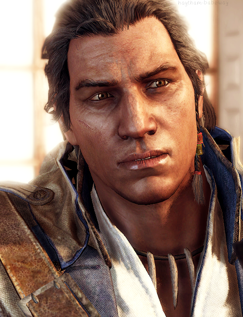 Connor Kenway By Krystalrose87 On Deviantart