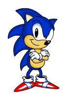 Sonic The Hedgehog by SRA-General