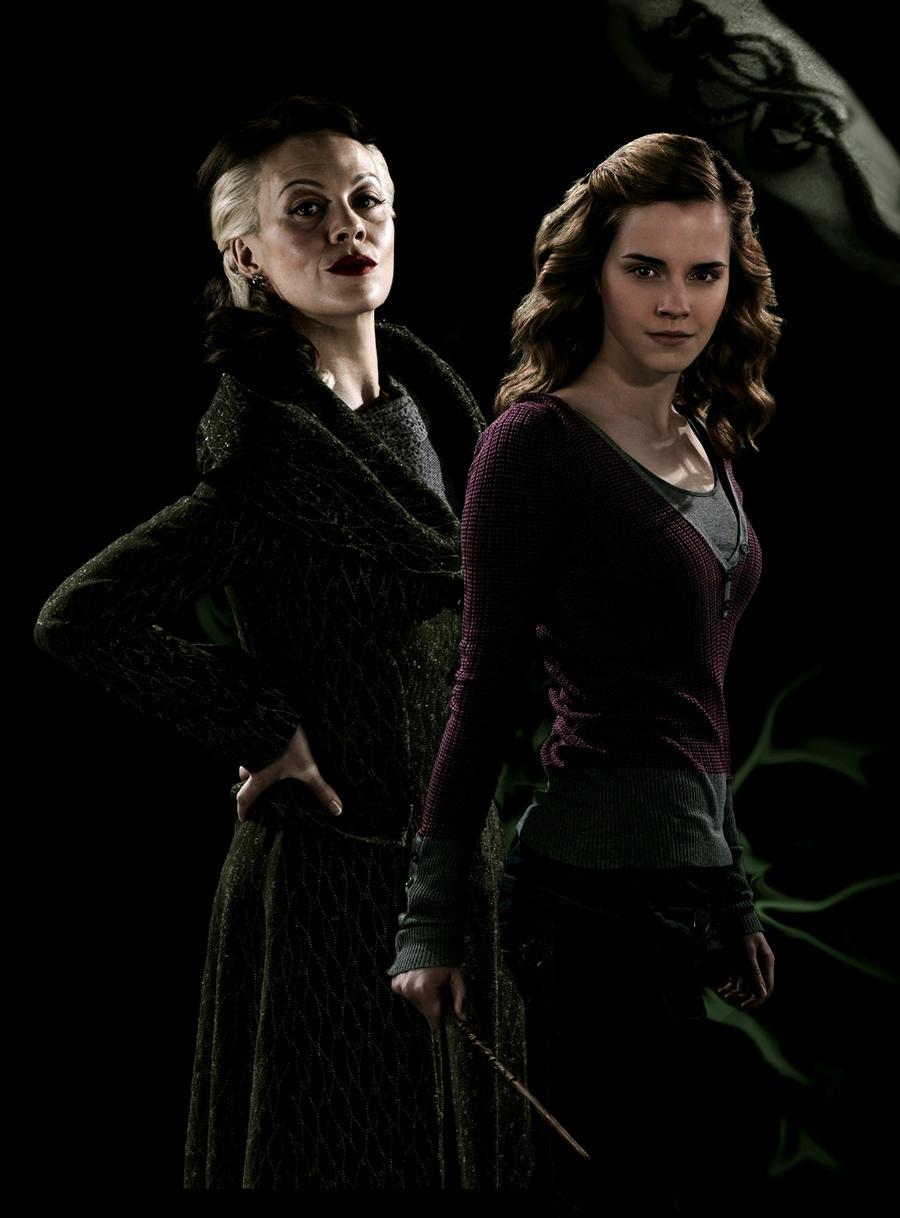 bellatrix and narcissa